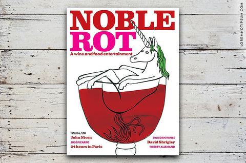 The Noble Rot Magazine Issue 6 - Bestellen bei LOREM (not Ipsum) - Bern (Schweiz)