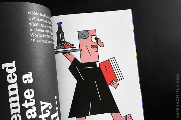 The Noble Rot Magazine Issue 7 - Bestellen bei LOREM (not Ipsum) - Bern (Schweiz)
