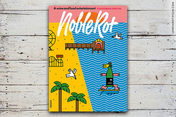 The Noble Rot Magazine Issue 8 - Bestellen bei LOREM (not Ipsum) - Bern (Schweiz)
