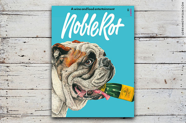 The Noble Rot Magazine Issue 9 - Bestellen bei LOREM (not Ipsum) in Zürich (Schweiz)