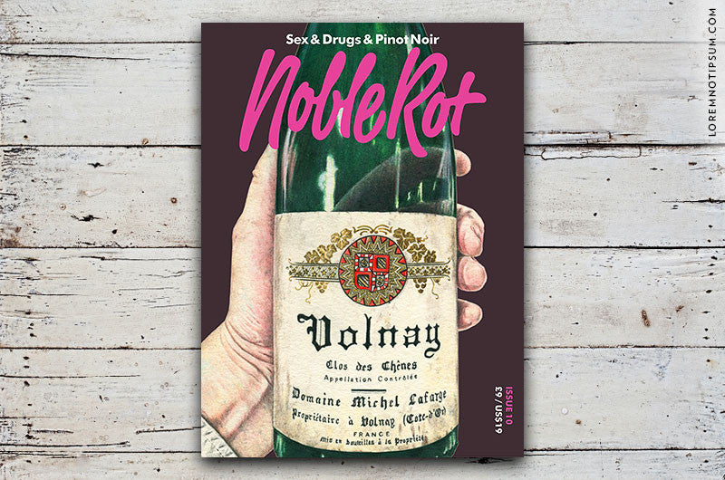 The Noble Rot Magazine Issue 10 – Bestellen bei LOREM (not Ipsum) in Zürich (Schweiz)
