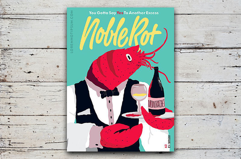 The Noble Rot Magazine Issue 12 – Bestellen bei LOREM (not Ipsum) in Zürich (Schweiz)