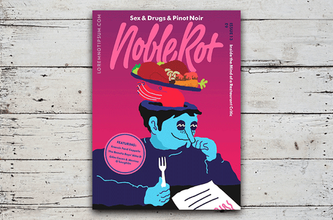 Noble Rot Issue 13 – Bestellen bei LOREM (not Ipsum) in Zürich (Schweiz