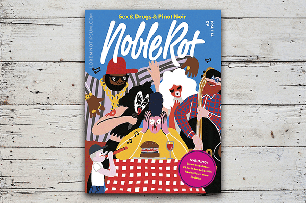 Noble Rot Magazine Issue 14 – Bestellen bei LOREM (not Ipsum) in Zürich (Schweiz)