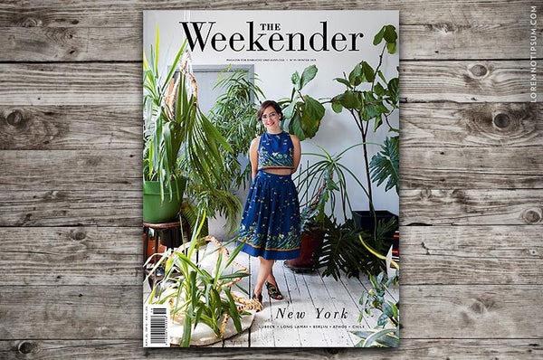 THE Weekender Nr. 19 - Bestellen bei LOREM (not Ipsum) in Zürich (Schweiz)