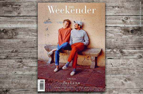 THE Weekender Nr. 21 – Bestellen bei LOREM (not Ipsum) in Zürich (Schweiz)