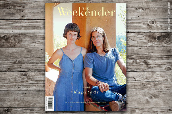 THE Weekender Nr. 22 – Bestellen bei LOREM (not Ipsum) in Zürich (Schweiz)