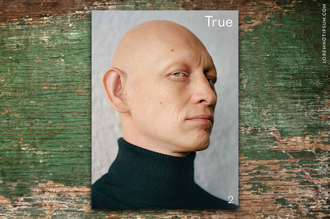 True Magazine Issue 2 – Bestellen bei LOREM (not Ipsum) in Zürich (Schweiz)