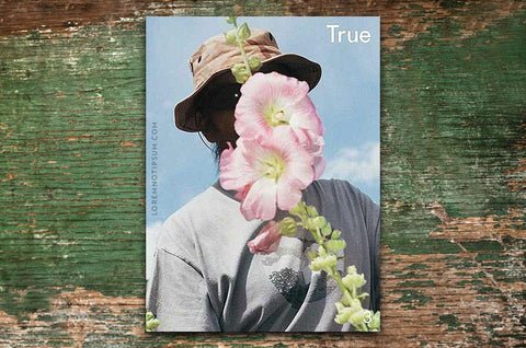 True Magazine Issue 3 – Bestellen bei LOREM (not Ipsum) in Zürich (Schweiz)