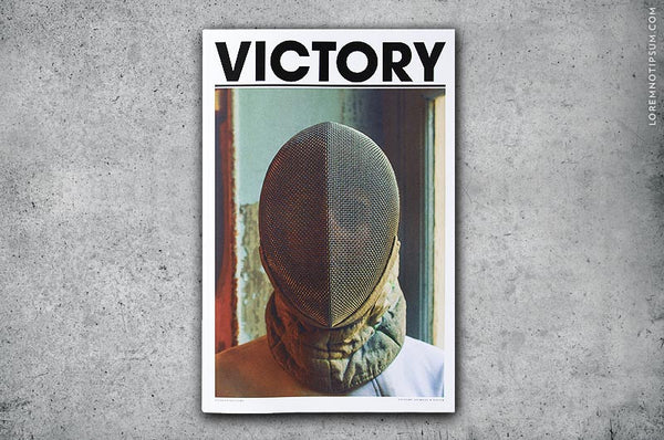 Victory Journal Issue 9 – Bestellen bei LOREM (not Ipsum) in Zürich (Schweiz)