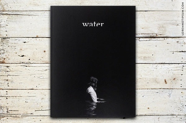 Water Journal Volume 1 – Bestellen bei LOREM (not Ipsum) in Zürich (Schweiz)