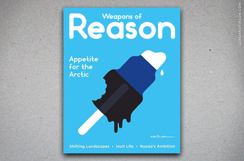 Weapons of Reason Issue 1 - Bestellen bei LOREM (not Ipsum) - Bern (Schweiz)
