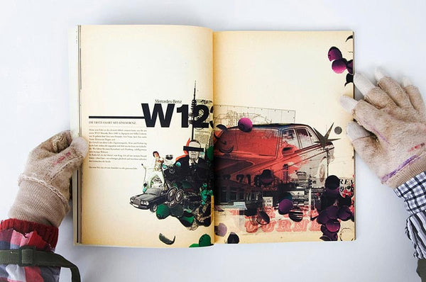 Whatever Magazin #1 - At First