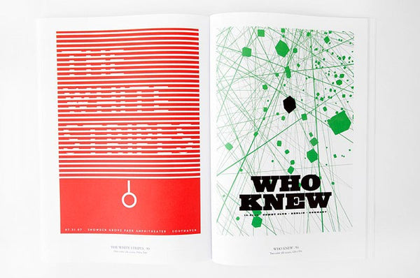 Whatever Magazin #3 - About Music Posters