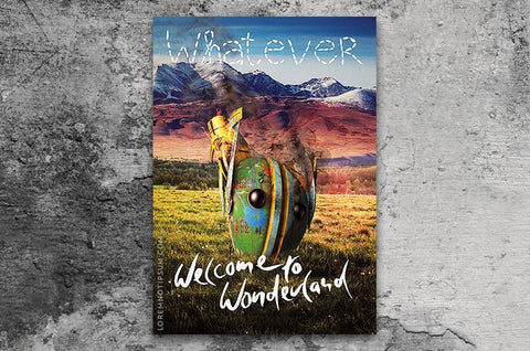 Whatever Magazin #10 (Welcome to Wonderland) – Bestellen bei LOREM (not Ipsum) in Zürich (Schweiz)