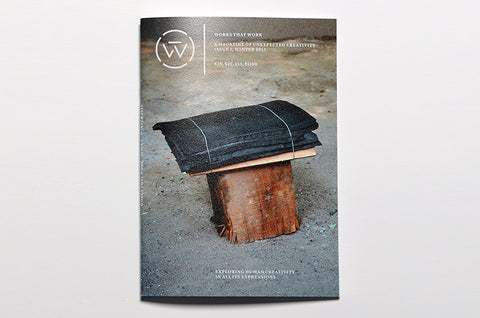 Works That Work Magazine Volume 1 - Bestellen bei LOREM (not Ipsum) - Bern (Schweiz)