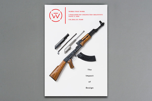 Works That Work Magazine Volume 3 - Bestellen bei LOREM (not Ipsum) - Bern (Schweiz)