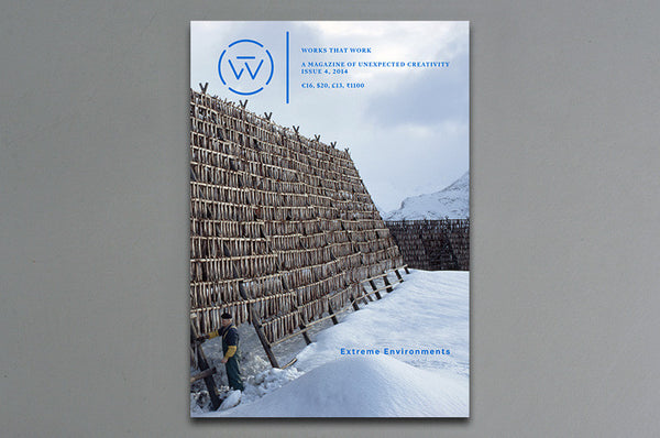 Works That Work Magazine No. 4 - Bestellen bei LOREM (not Ipsum) - Bern (Schweiz)