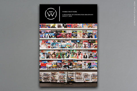 Works That Work Issue 7 – Bestellen bei LOREM (not Ipsum) in Zürich (Schweiz)
