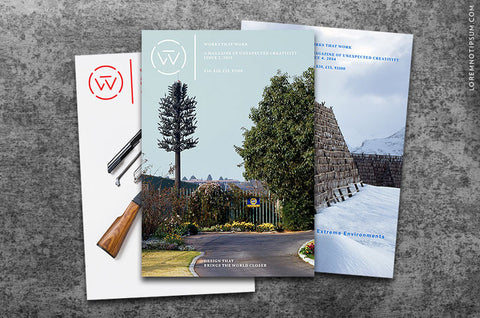 Works That Work Magazine Bundle - Bestellen bei LOREM (not Ipsum) in Zürich (Schweiz)