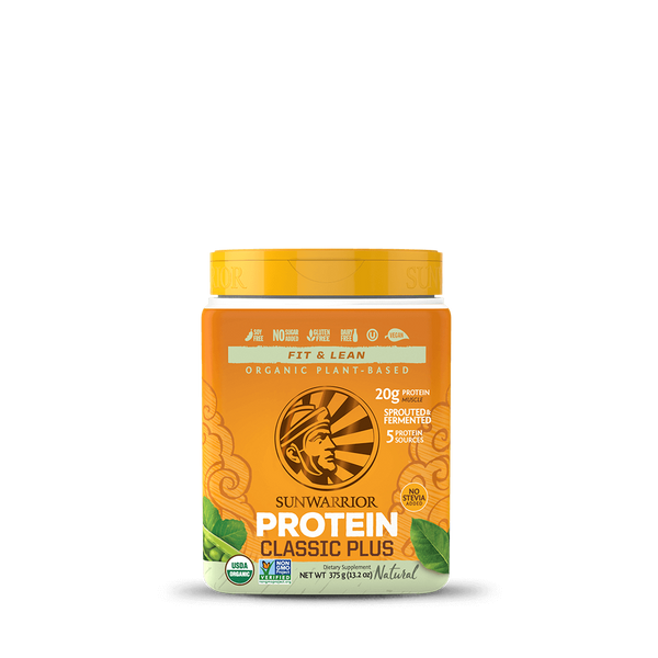 Sunwarrior Classic Plus Natural 375g