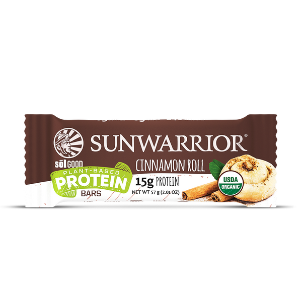 Sunwarrior Sōl Good Cinnamon Roll einzel port