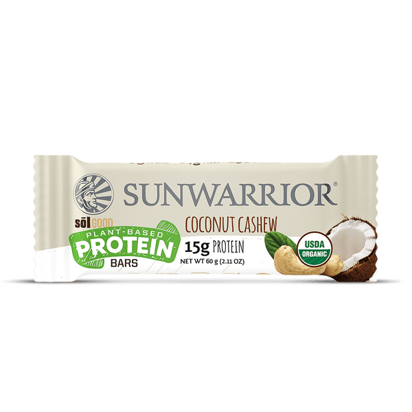 Sunwarrior Sōl Good Coconut Cashew einzel portion