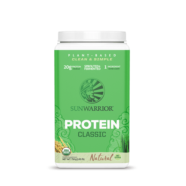 Sunwarrior Classic Protein Natural 750g