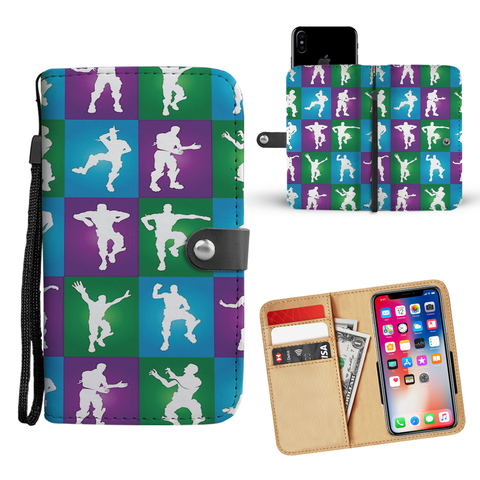 fortnite phone wallet case