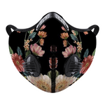 Flowers Face Mouth Mask Outdoor Protective Mask