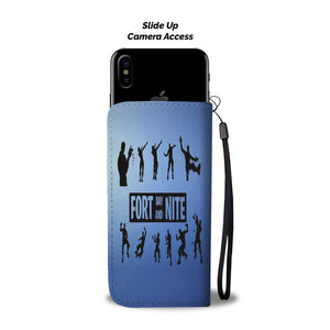 Fortnite Wallet Phone Case Day And Nite