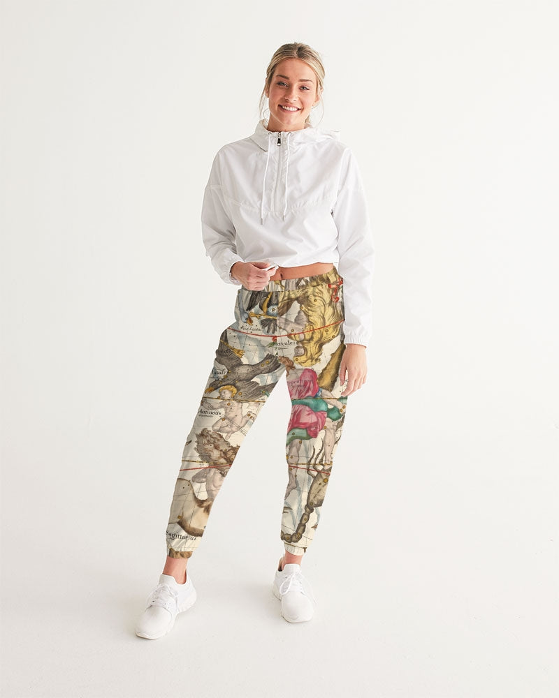 stars maps animals Women's Track Pants