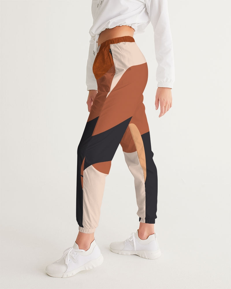 Abstract color bobbles Women's Track Pants