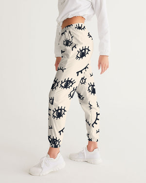 Eye Pattern Women's Track Pants