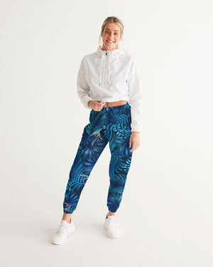 Floliage blue dream Women's Track Pants