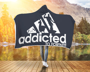 Fortnite Blanket Addicted