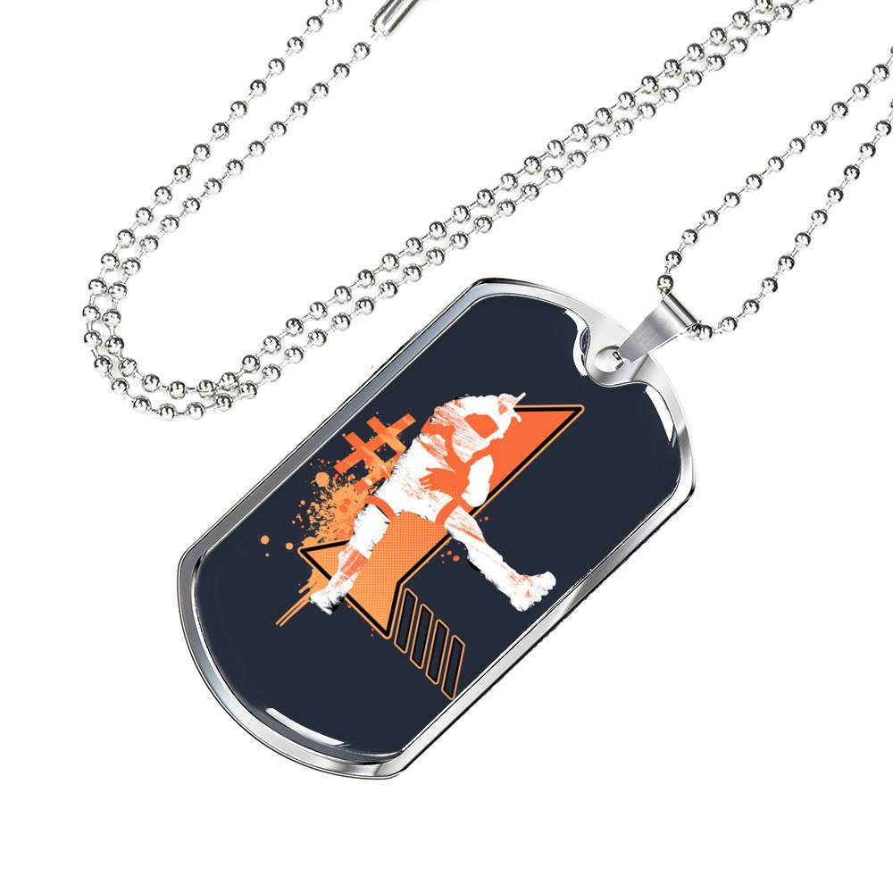 Fortnite Victory Dance Dog Tag