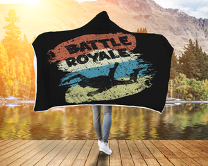 Fortnite Blanket Battle royale Hoodie