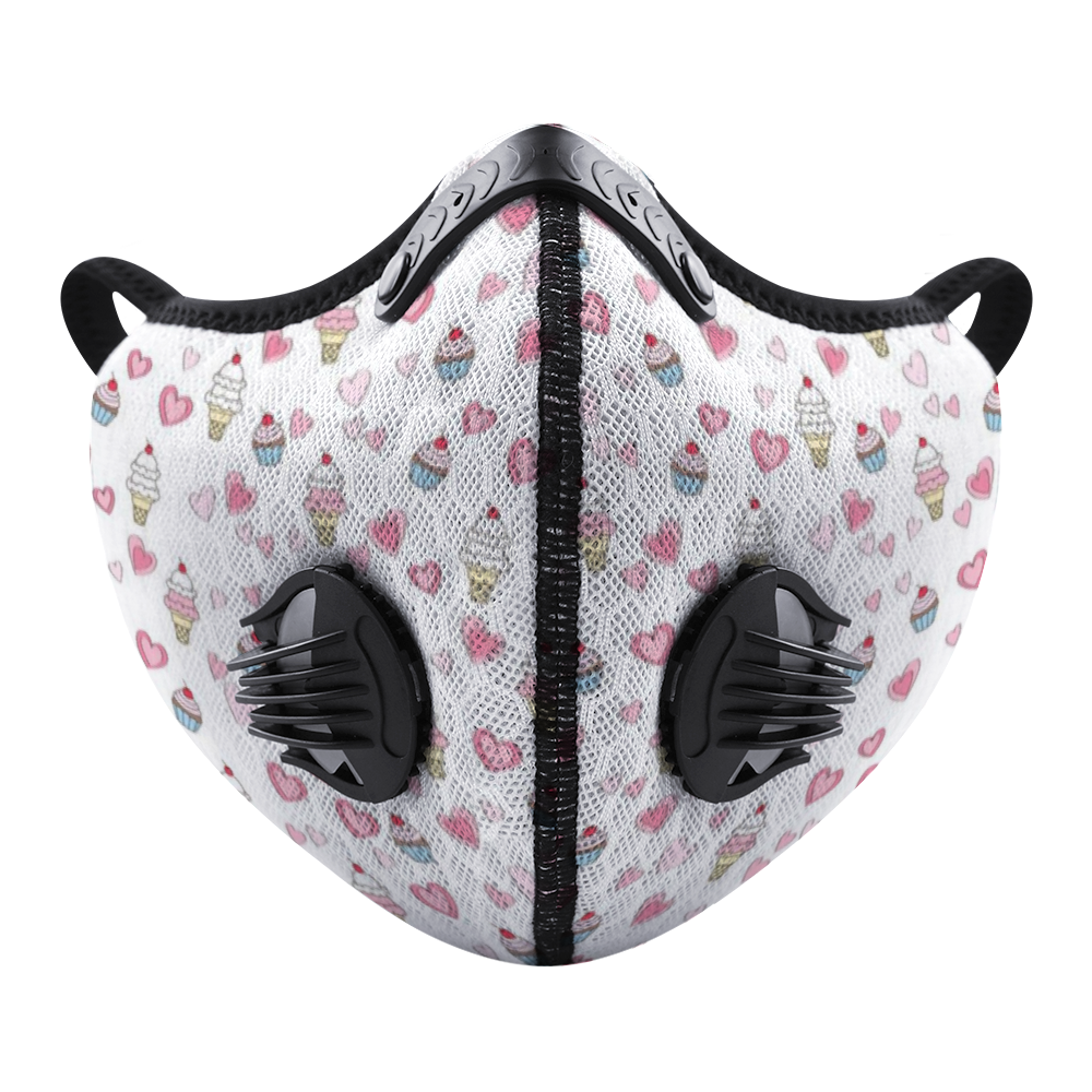 Sweets Face Mouth Mask Outdoor Protective Mask