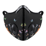 Butterfly Face Mouth Mask Outdoor Protective Mask