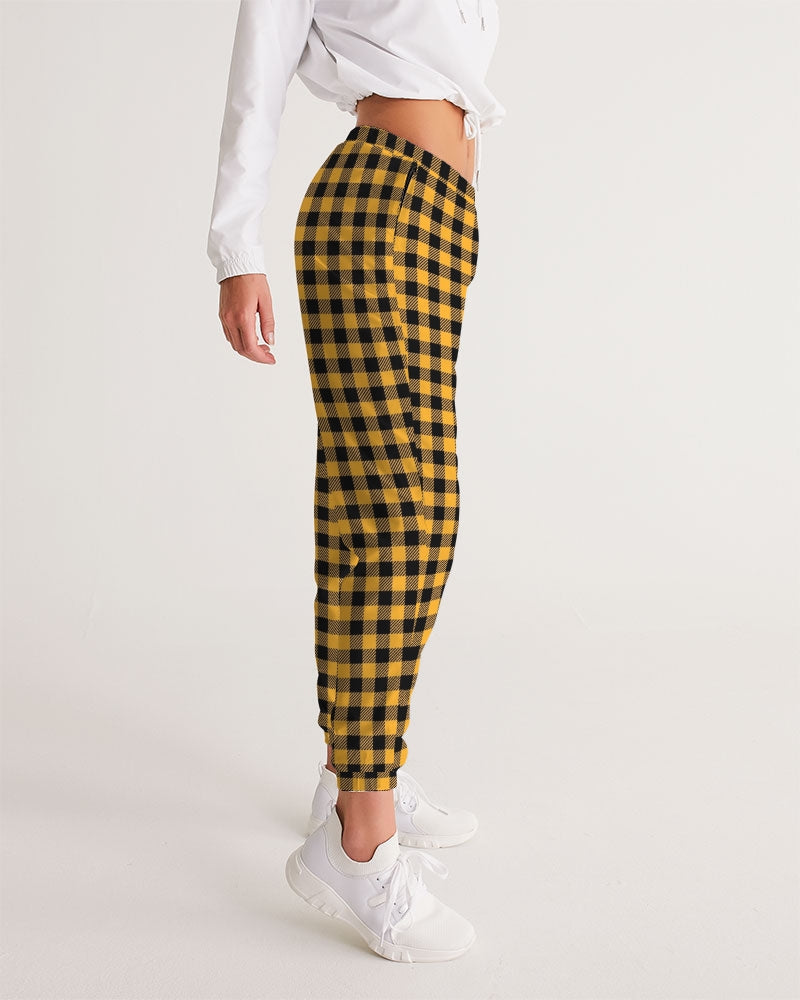 Plaid Women's Track Pants