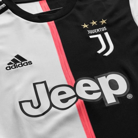 Juventus Home Shirt 2019/20 Kids