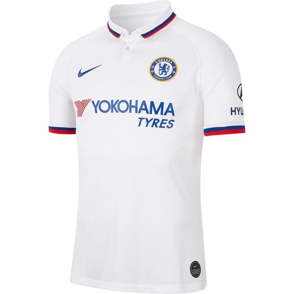 Chelsea Home Shirt White 2019/20