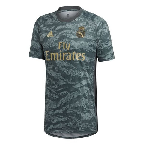 Real Madrid Goalkeeper Shirt Away Shirt 2019/20