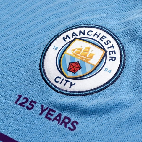 Image of Manchester City Home Shirt Blue 2019/20