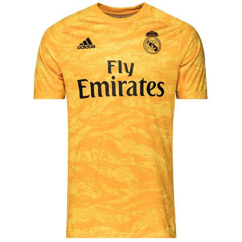 Image of Real Madrid Goalkeeper Shirt Home 2019/20