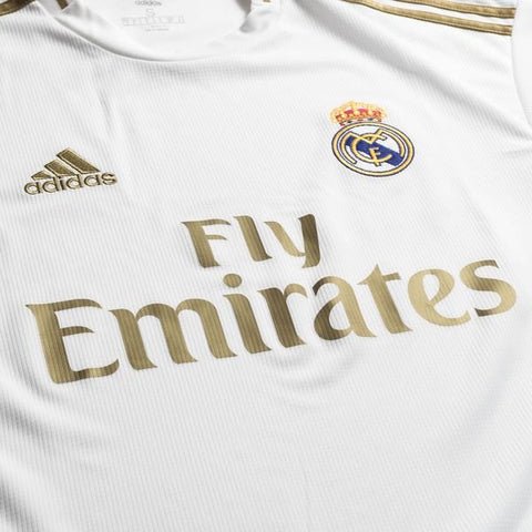 Image of Real Madrid Home Shirt 2019/20