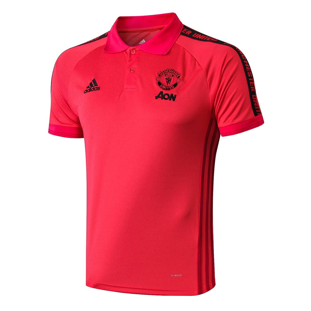 Manchester United Training Polo - Red