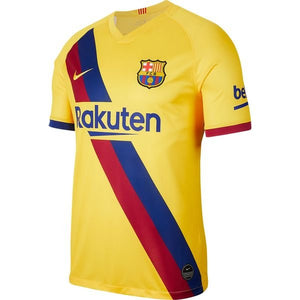 BARCELONA AWAY FOOTBALL SHIRT 2019/20