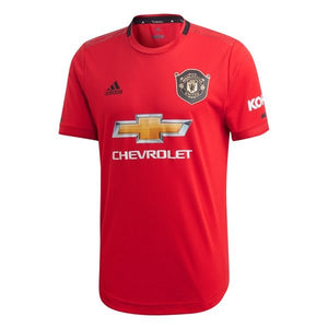 Manchester United Home Shirt 2019/20 Authentic